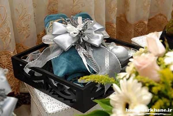 تزیین کادو برای عروس