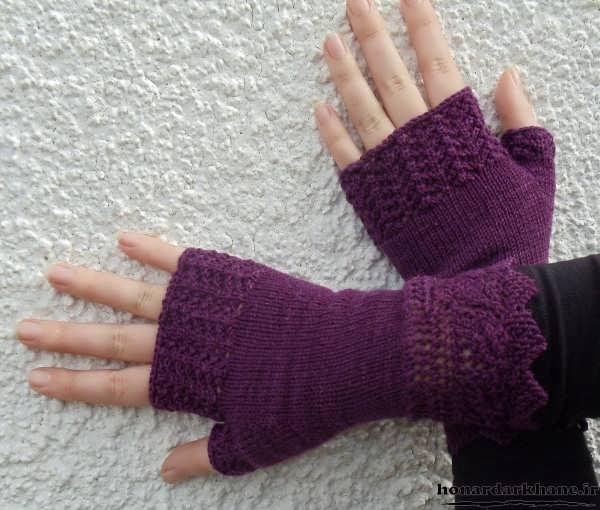 مدل دستکش زنانه جدید