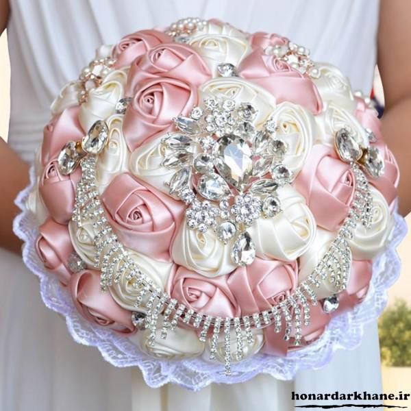مدل جدید دسته گل مصنوعی عروسی