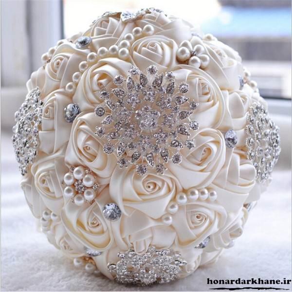 مدل دسته گل عروس 95