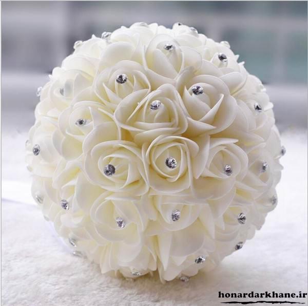 عکس دسته گل عروس 2017 جدید