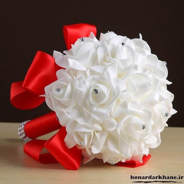 دسته گل عروسی جدید