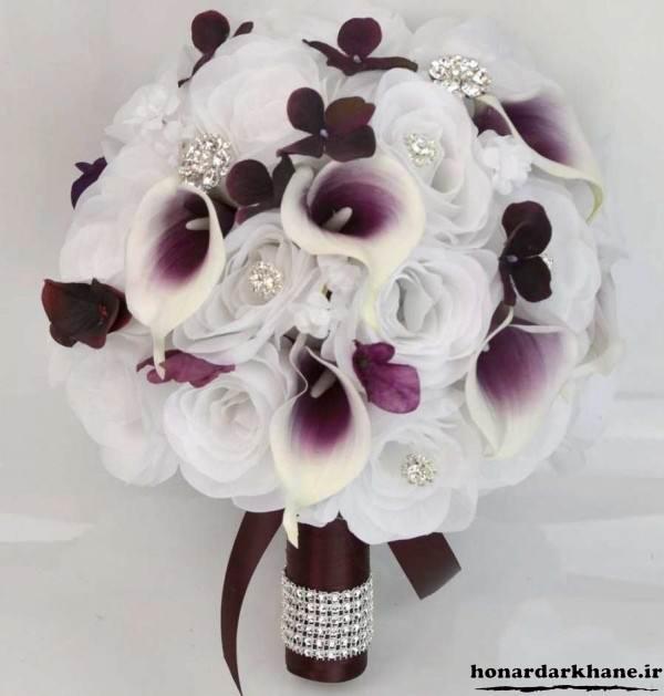 مدل دسته گل برای عروس
