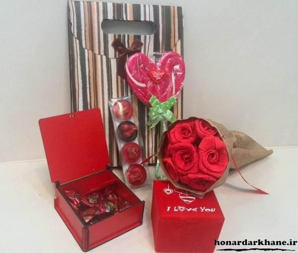 کادوی ولنتاین جدید و زیبا