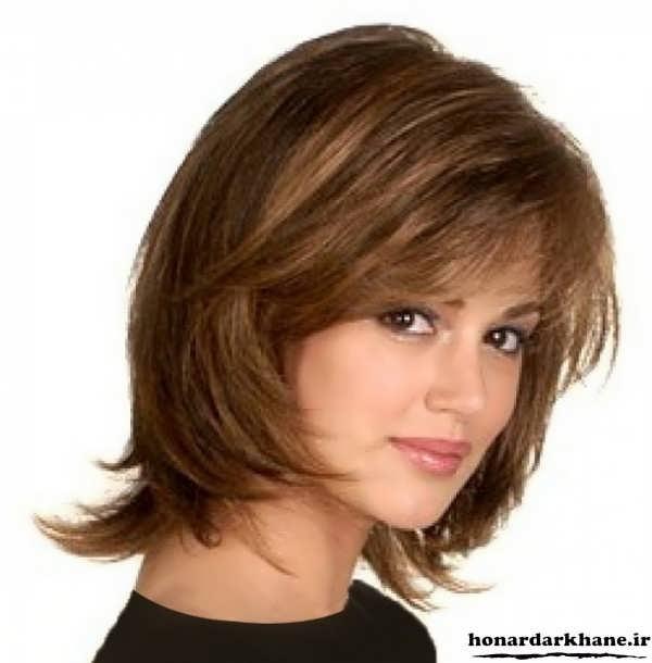 مدل موی کوتاه جدید