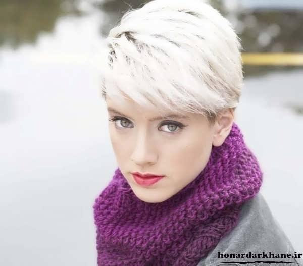 مدل موی دخترانه جدید و زیبا