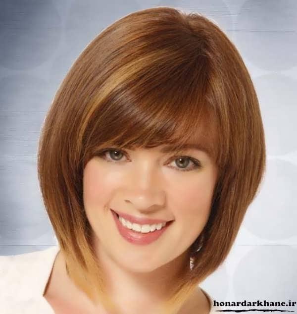 مدل موی دخترانه ساده و زیبا