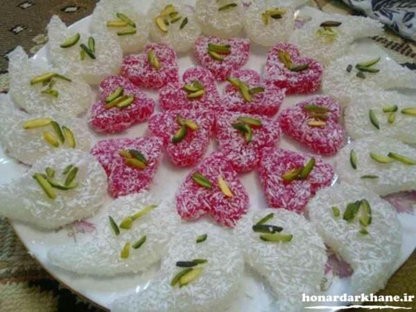 پخت باسلوق خانگی بدون ژلاتین