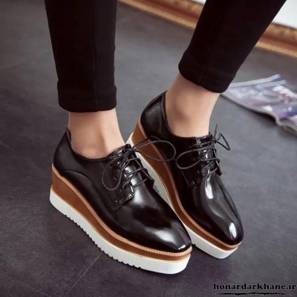 مدل کفش اسپرت دخترانه