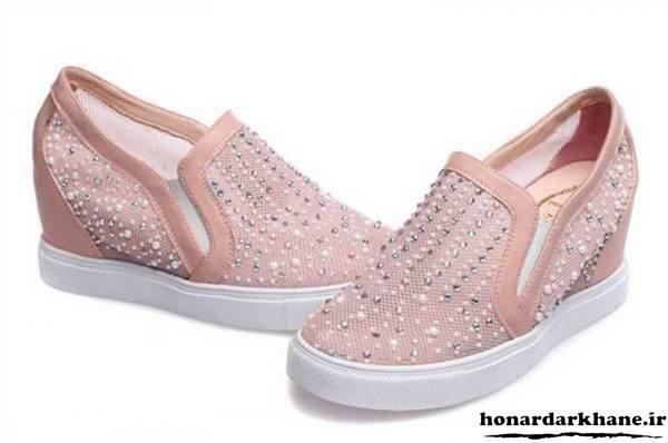 مدل کفش دخترانه جدید