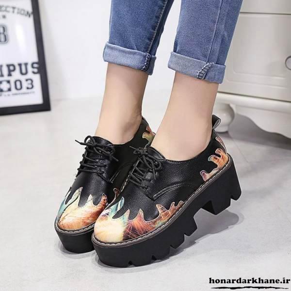 کفش دخترانه 96 جدید
