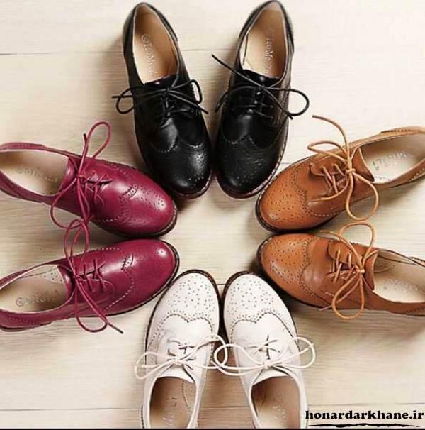 مدل کفش جدید دخترانه