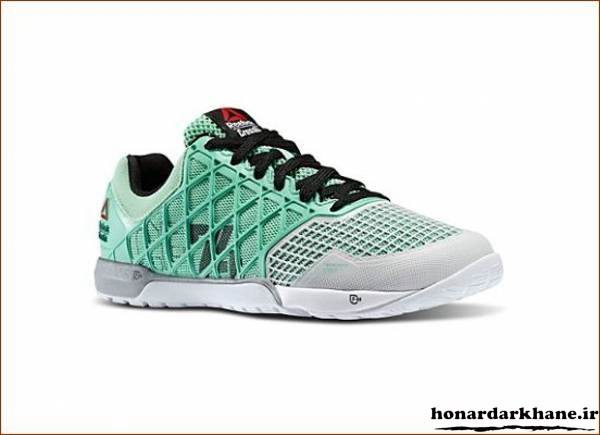 مدل کفش اسپرت سبز