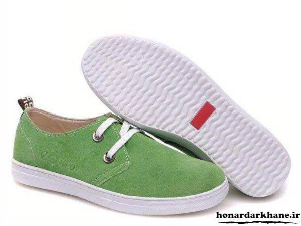 مدل جدید کفش اسپرت دخترانه