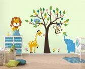 تزیین اتاق کودک با وسایل ساده و زیبا و ایده های جدید