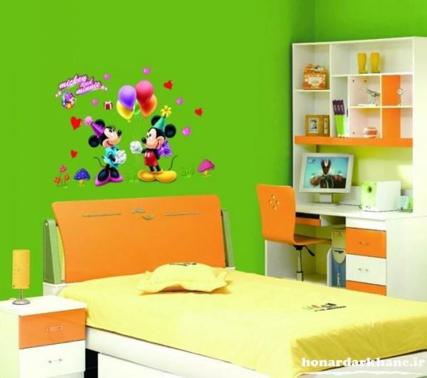 تزیینات اتاق خواب کودکان