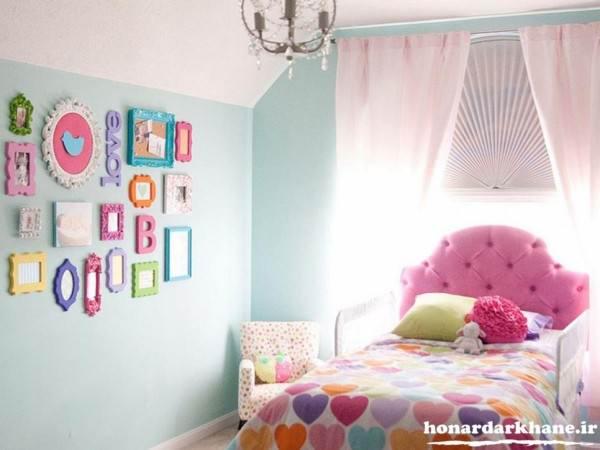 تزیینات اتاق کودکان
