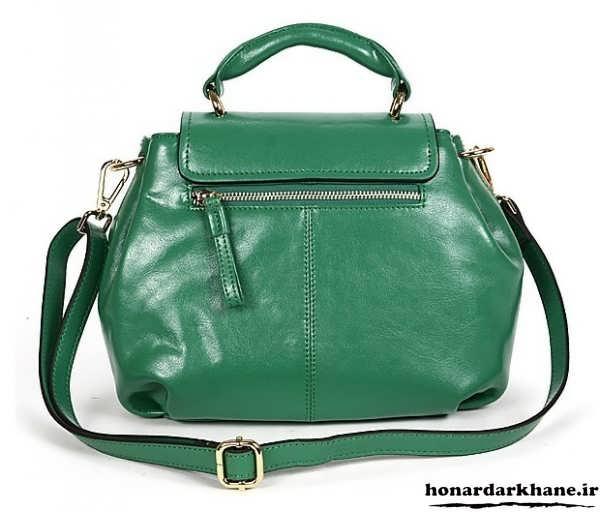 کیف دخترانه چرمی