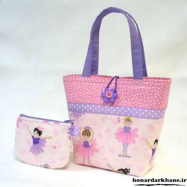 کیف دخترانه بسیار زیبا