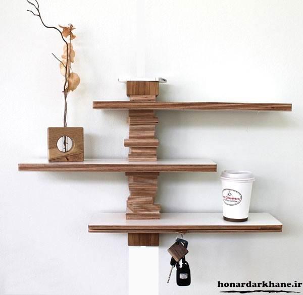 مدل دکوری های چوبی