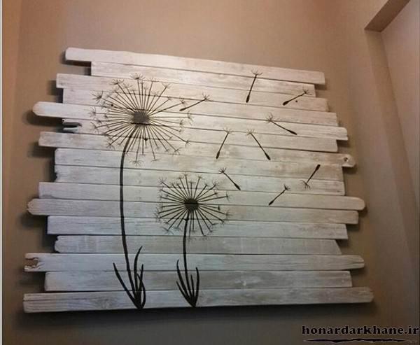 دکوری های زیبای چوبی