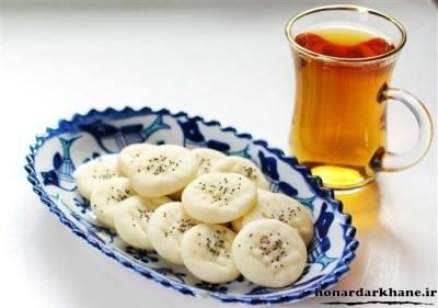 طرز تهیه شیرینی برای عید نوروز