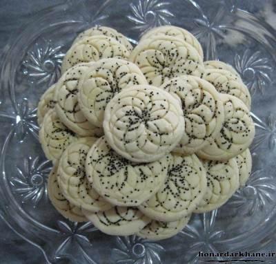 پخت شیرینی برنجی برای عید نوروز