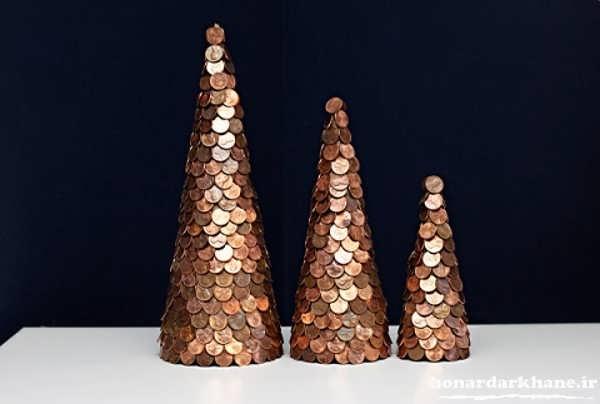 تزیین سکه های هفت سین