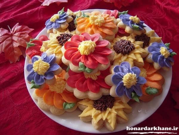 تزیین شیرینی خواستگاری