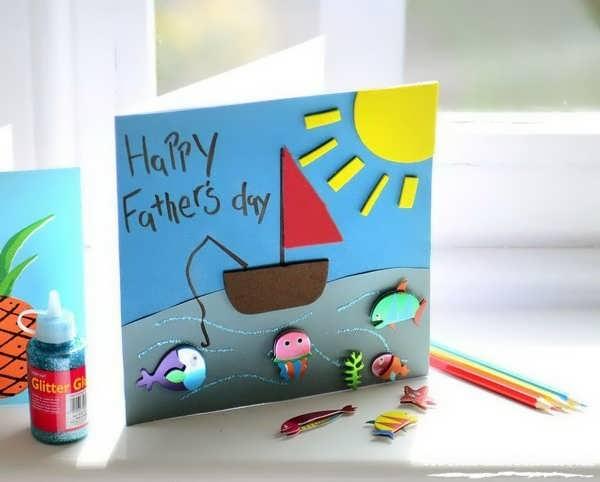 ساخت کارت تبریک روز پدر