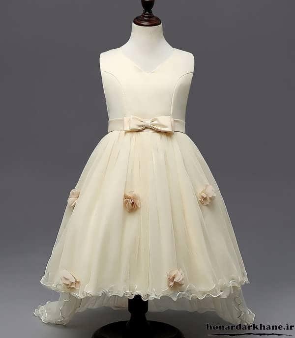 لباس عروس برای کودکان