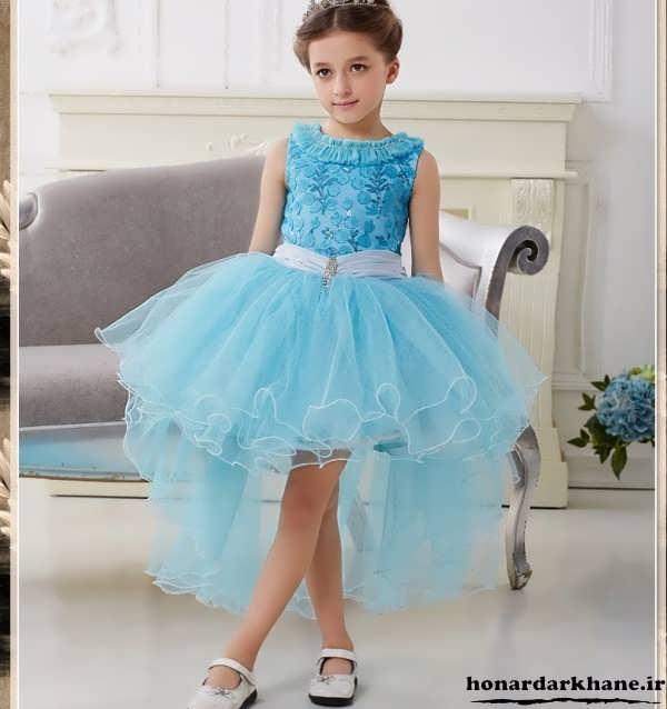 مدل لباس عروس برای بچه ها