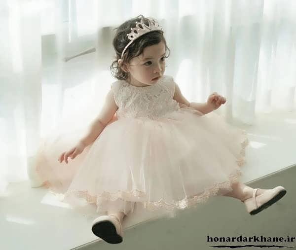 لباس عروس های بچه گانه