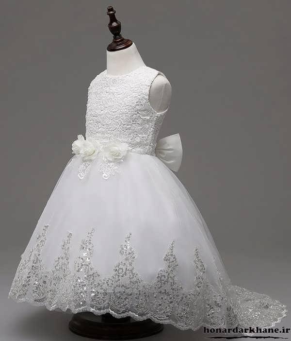 لباس عروس جدید بچه گانه