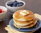 طرز تهیه پنکیک ساده صبحانه با روشی آسان و خوشمزه