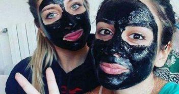 طرز تهیه ماسک سیاه برای صورت (بلک ماسک) در منزل