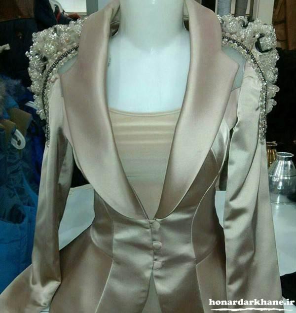 نرخ دوخت لباس زنانه 95 لباس عروس,انواع لباس عروس با عکس جدید و شیک,مدل لباس زنانه و دخترانه...