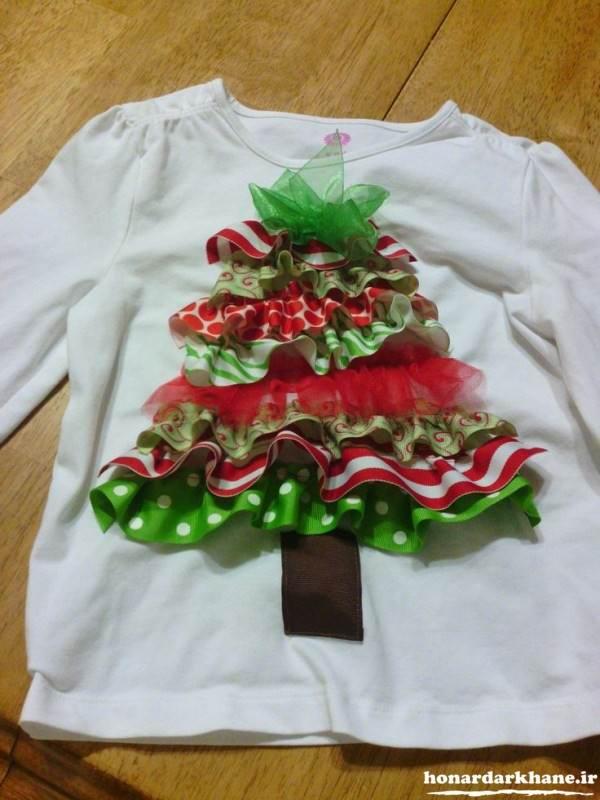 تزیین خلاقانه لباس
