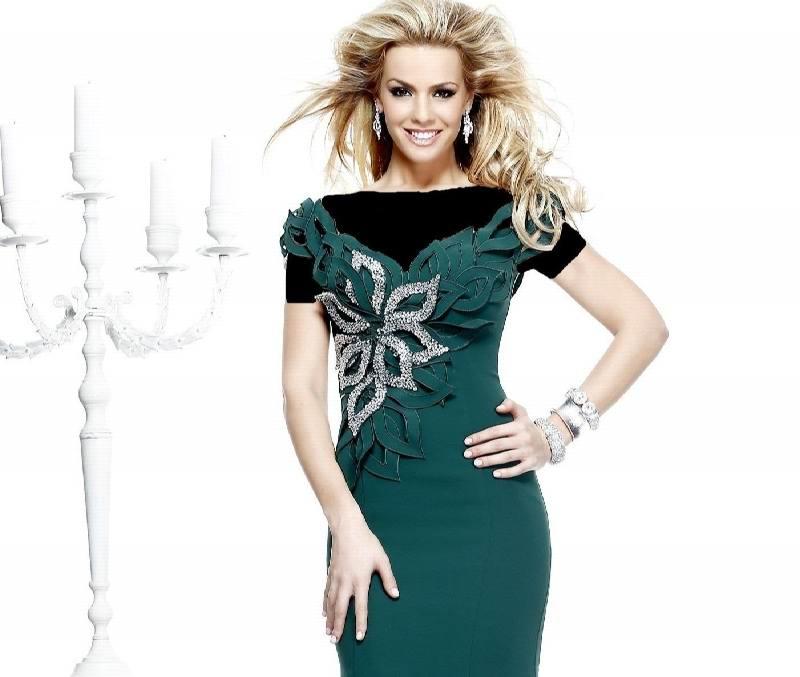 لباس مجلسی زیبا شیک تزیین لباس مجلسی شیک و  زیبا و  تزیین روی لباس با ایده های جدید