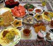 بهترین غذا برای افطار و سحر