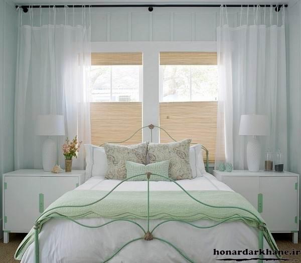 مدل پرده اتاق خواب جدید