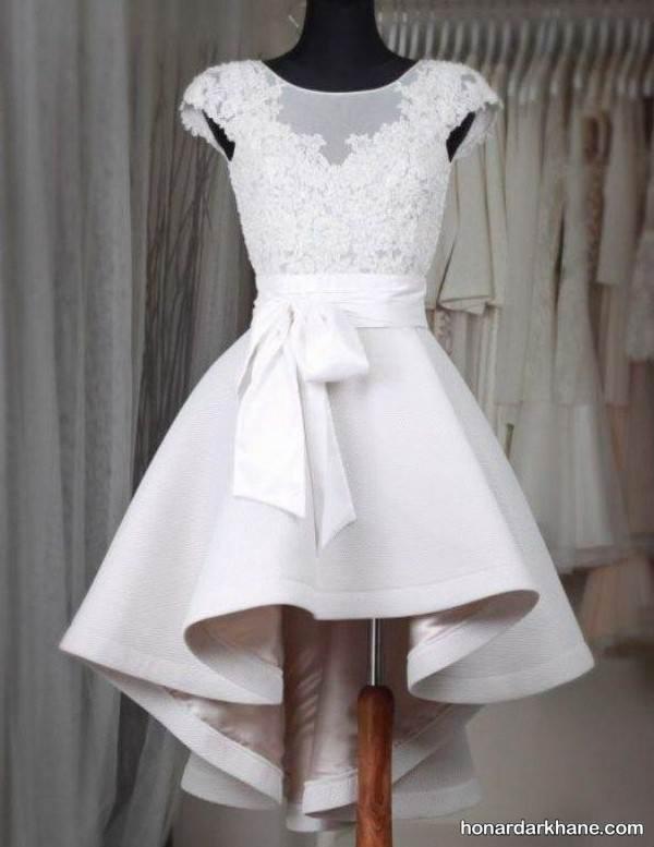 لباس عروس برای روز عقد