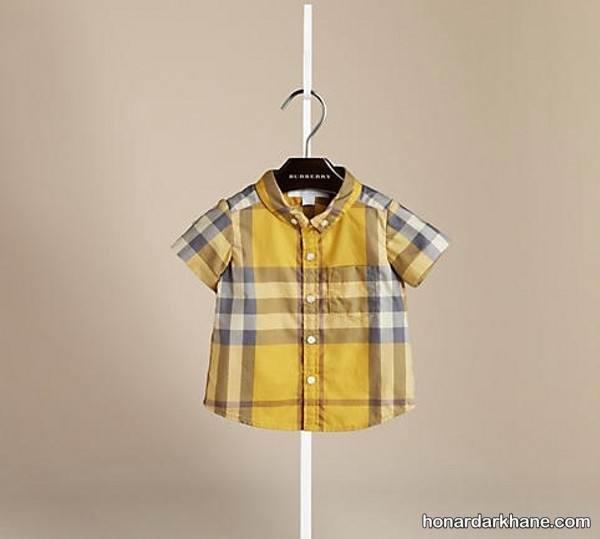 پیراهن تابستانی بچگانه