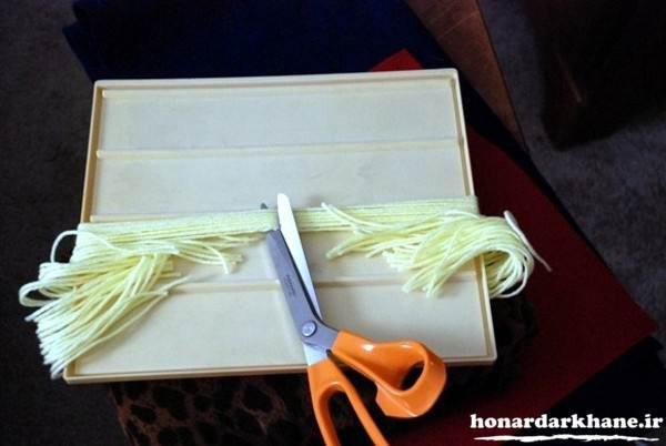 ساختن عروسک با جوراب