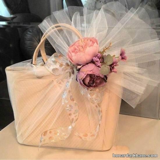 تزیین کادوهای عروس