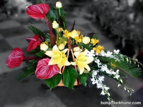 دسته گل برای خواستگاری