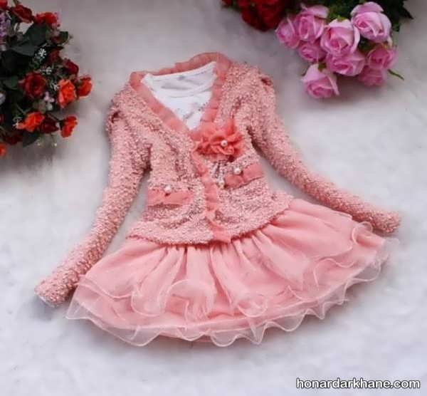 لباس مجلسی برای بچه ها