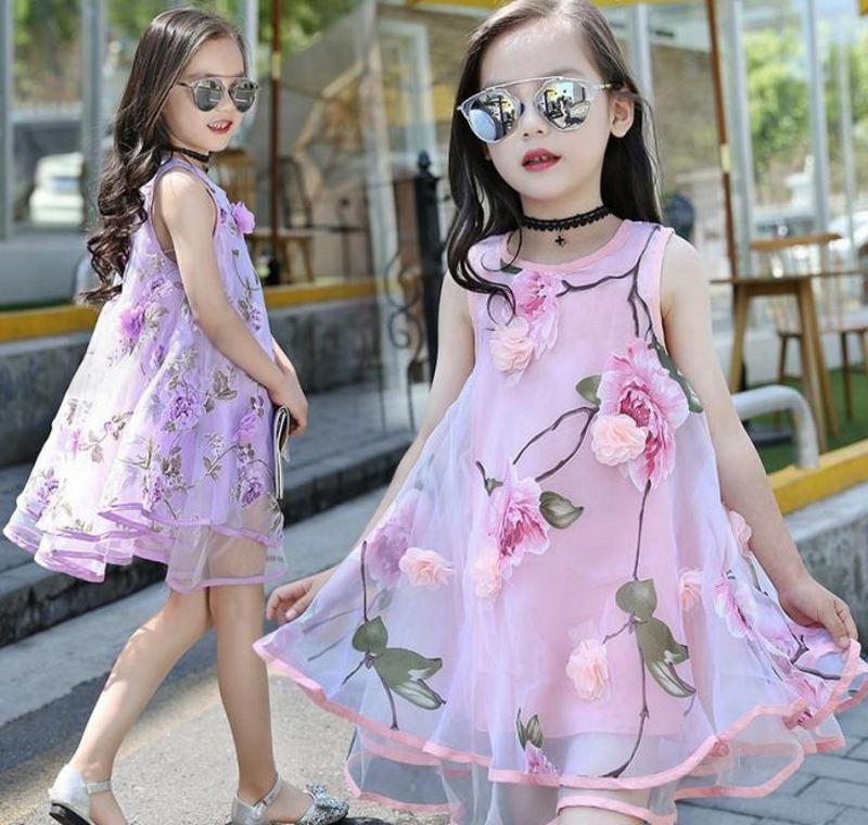 مدل های لباس مجلسی بچه گانه دخترانه شیک و جدید
