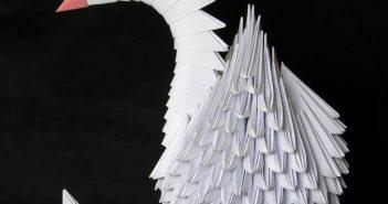 کاردستی با کاغذ ساده