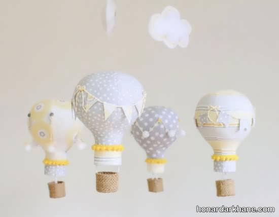 ساخت کاردستی با لامپ